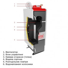 Котел Marten Comfort MC - 45 кВт
