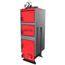 Котел тривалого горіння на твердому паливі Marten Comfort MC 24 кВт