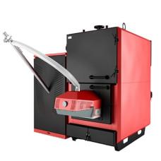 Промисловий пелетний котел опалення з автоматичною подачею Marten Industrial T Pellet MIT-200P кВт