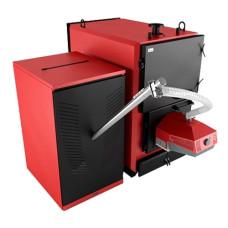 Промисловий пелетний котел опалення з автоматичною подачею Marten Industrial T Pellet MIT-400P кВт